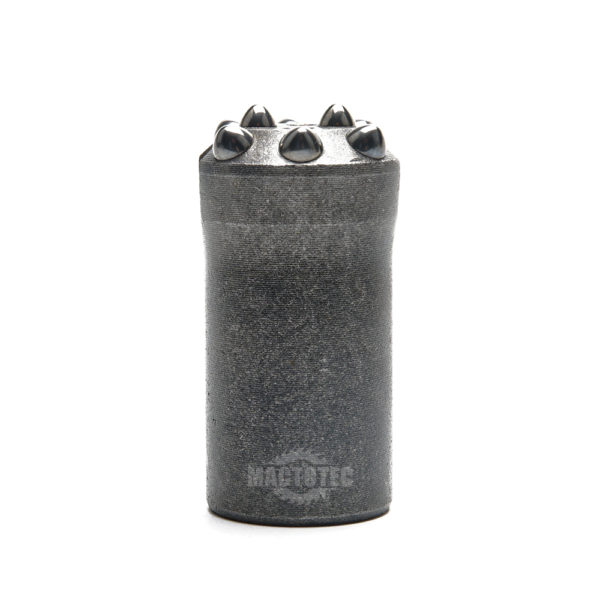 8 buttons 34mm tapered drill bit