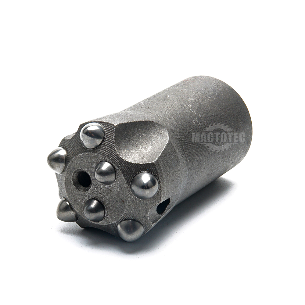 7 butons 32mm tapered drill bit