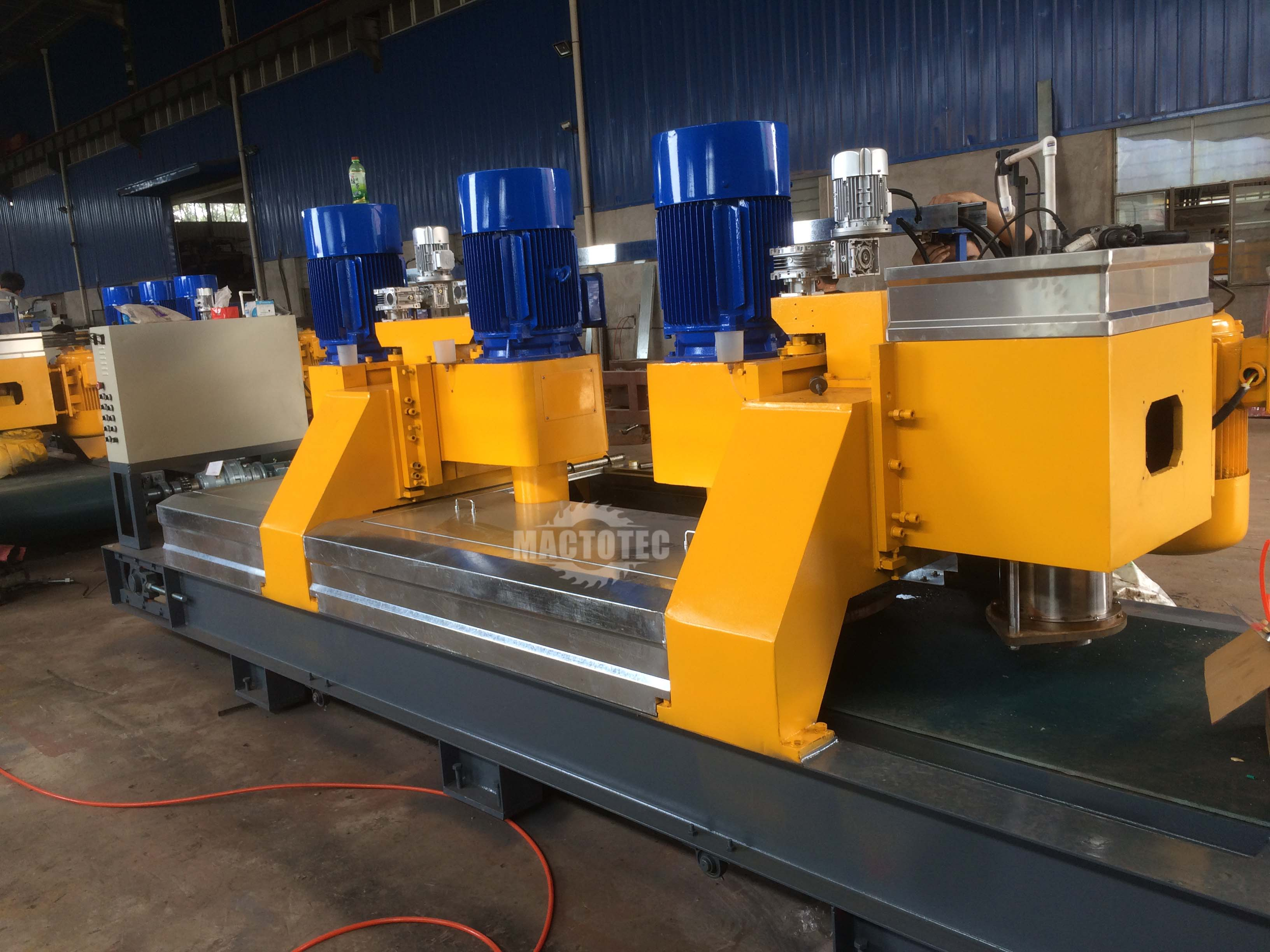 2/4 HEADS CALIBRATING MACHINE FOR MARBLE AND GRANITE
