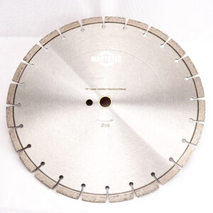 Diamond Saw Blade with Laser welded segments