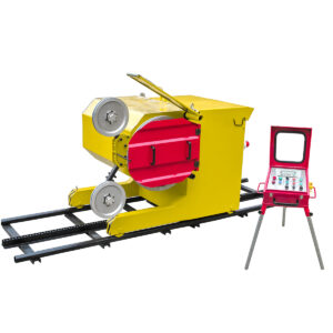 55kw Wire Saw Machine