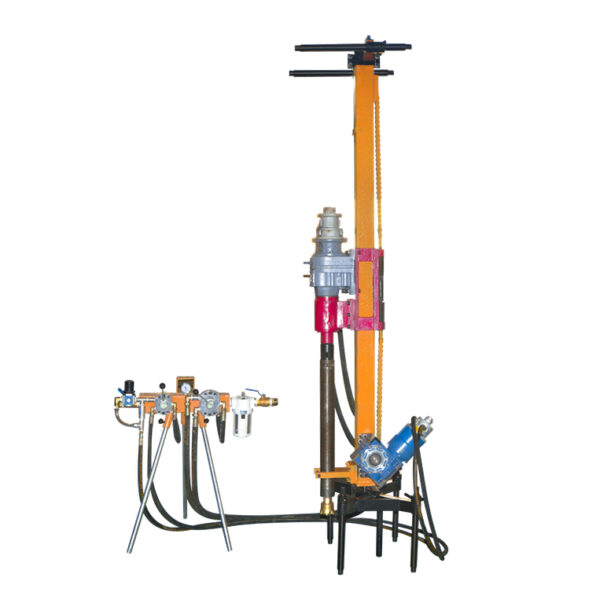 DTH60-90 Drilling Machine for Quarry